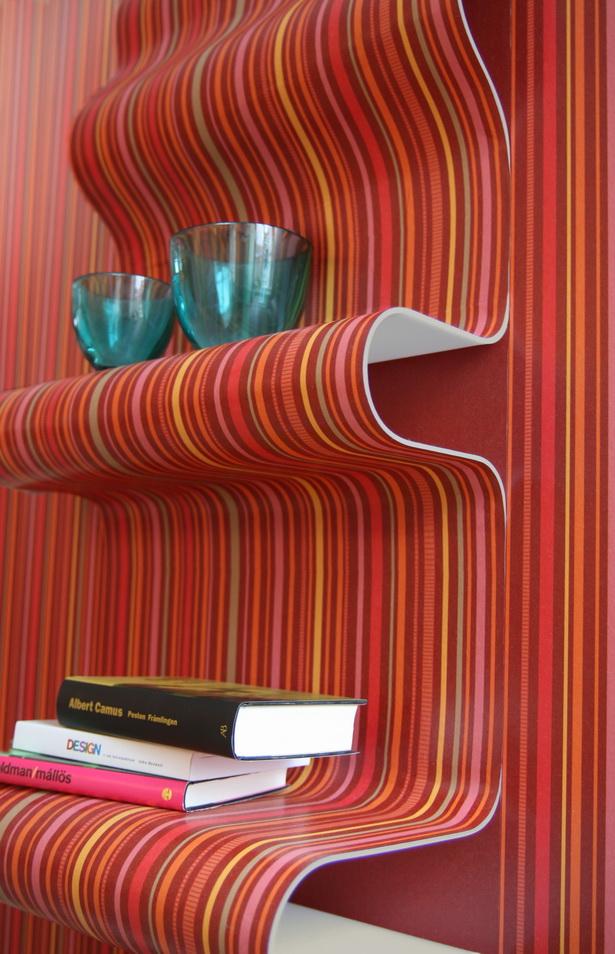 ideen tapeten. Black Bedroom Furniture Sets. Home Design Ideas