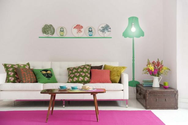 Ideen wohnzimmer streichen