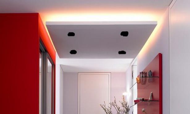 indirekte beleuchtung wohnzimmer. Black Bedroom Furniture Sets. Home Design Ideas