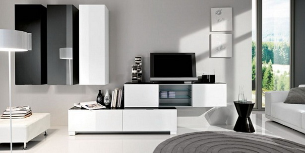 Weiß Elegant Wohnzimmer Innenausstattung U2026