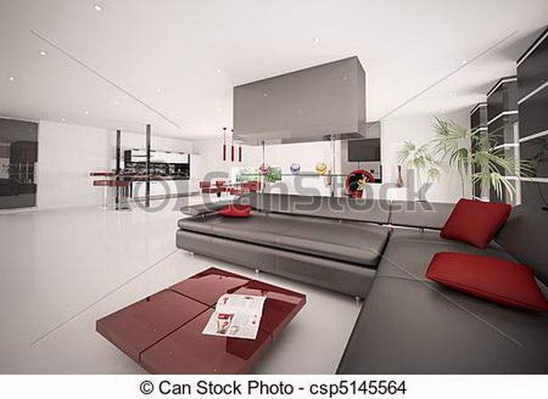 Inneneinrichtung modern for Wohnung inneneinrichtung design