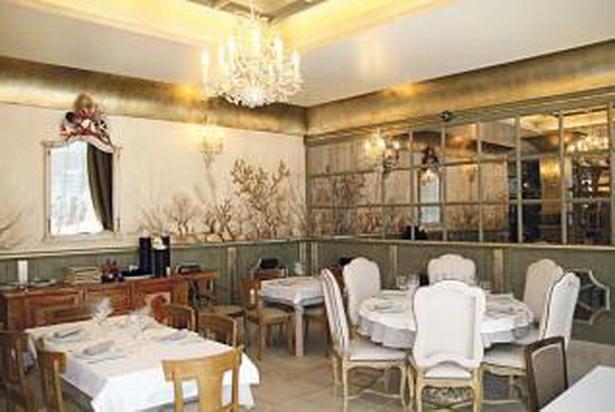 Inneneinrichtung restaurant for Innendekoration restaurant