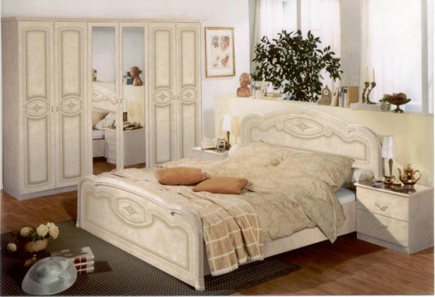 Italienische schlafzimmer