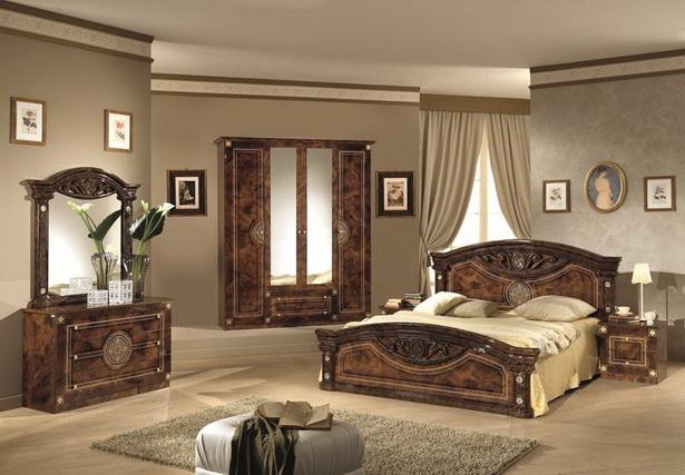 Italienisches schlafzimmer