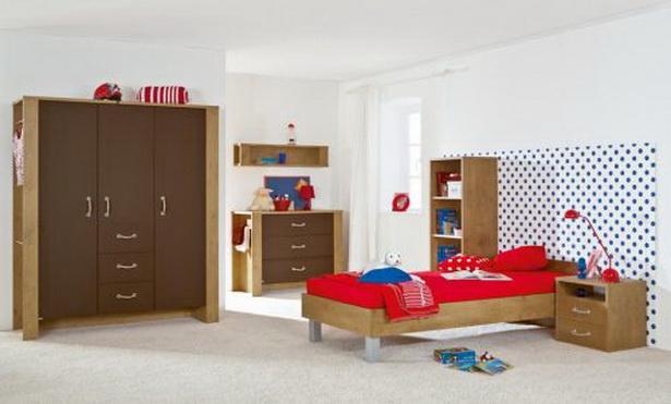 Jugendzimmer Braun