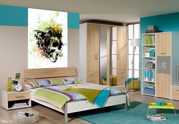 Jugendzimmer dekoration for Rechteckiges zimmer einrichten