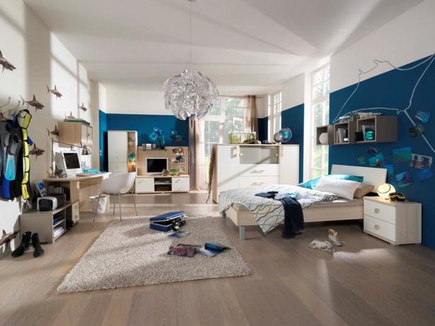 Jugendzimmer farbgestaltung