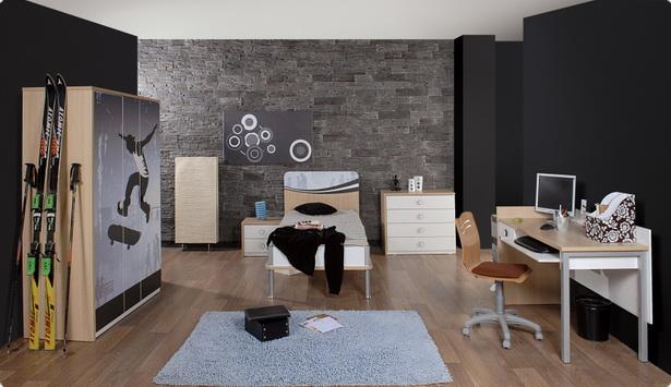 jugendzimmer f r jungs. Black Bedroom Furniture Sets. Home Design Ideas
