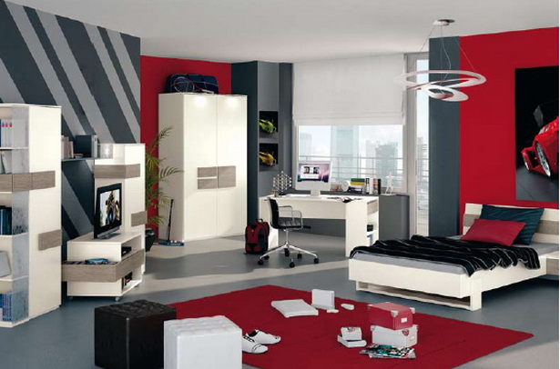 jugendzimmer junge. Black Bedroom Furniture Sets. Home Design Ideas