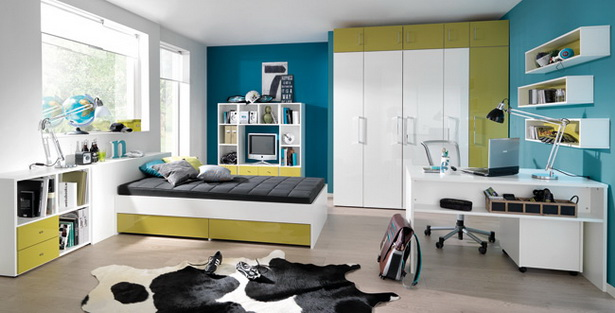 jugendzimmer jungen gestalten. Black Bedroom Furniture Sets. Home Design Ideas