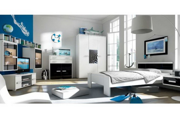 jugendzimmer schwarz wei ihr traumhaus ideen. Black Bedroom Furniture Sets. Home Design Ideas