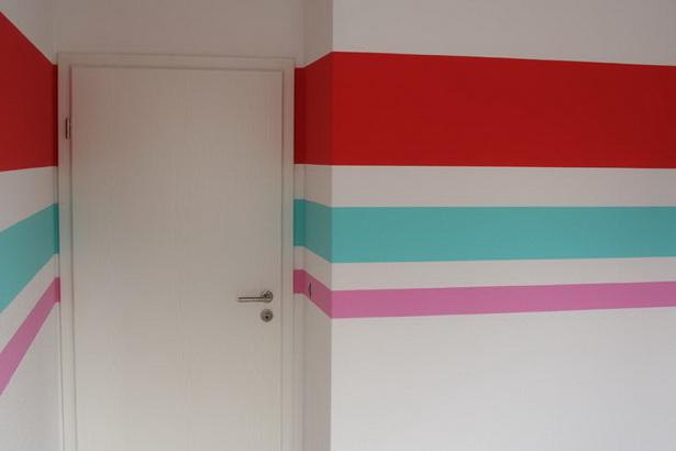 Jugendzimmer tapezieren - Gestrichene wand tapezieren ...