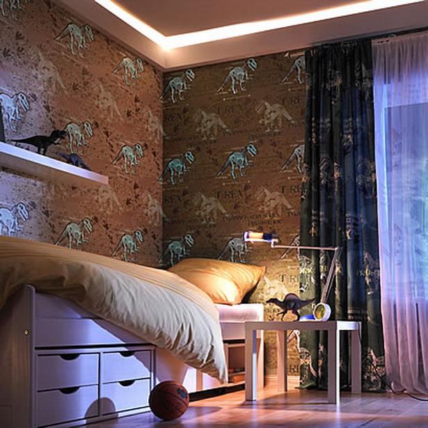 jugendzimmer tapezieren. Black Bedroom Furniture Sets. Home Design Ideas