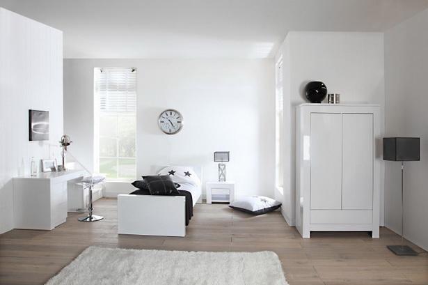 jugendzimmer wei hochglanz. Black Bedroom Furniture Sets. Home Design Ideas