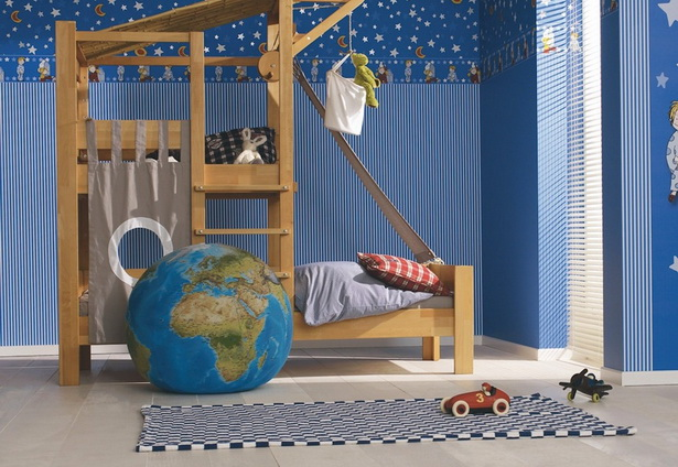 jungen kinderzimmer gestalten. Black Bedroom Furniture Sets. Home Design Ideas