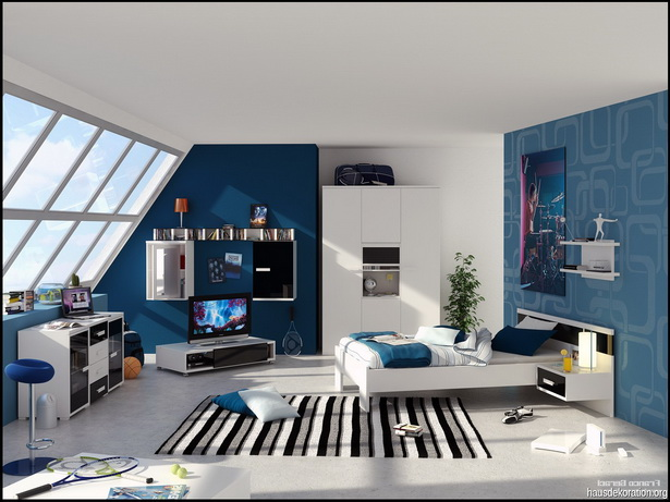jungen zimmer. Black Bedroom Furniture Sets. Home Design Ideas