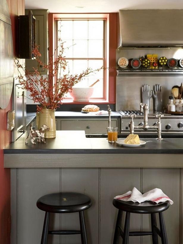 Küche dekorieren