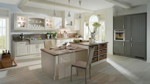 Küche landhausstil modern