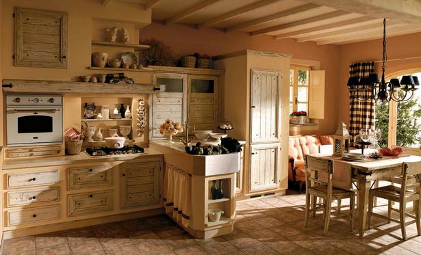 Italienische Landhausküchen küchen landhausstil