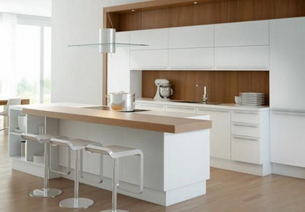 Küchen mit theke