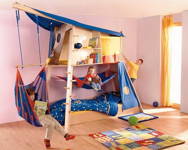 Kinderzimmer betten - Graues kinderzimmer ...