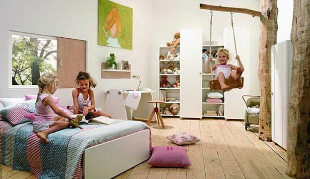 Kinderzimmer einrichten - Kinderzimmer richtig gestalten ...