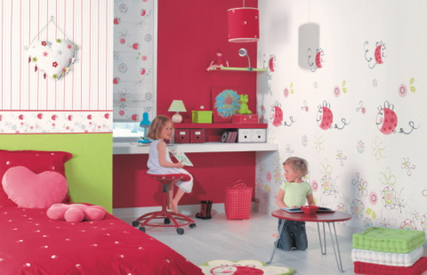 kinderzimmer farblich gestalten. Black Bedroom Furniture Sets. Home Design Ideas