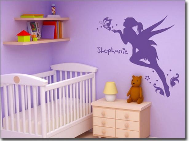 Kinderzimmer farblich gestalten - Babyzimmer farblich gestalten ...