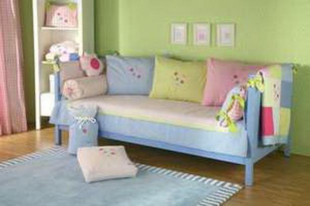 Kinderzimmer farblich gestalten - Farbwahl kinderzimmer ...