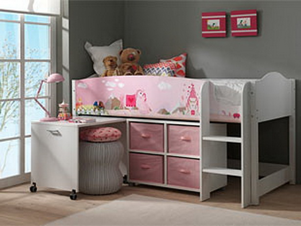 kinderzimmer f r kleine r ume. Black Bedroom Furniture Sets. Home Design Ideas