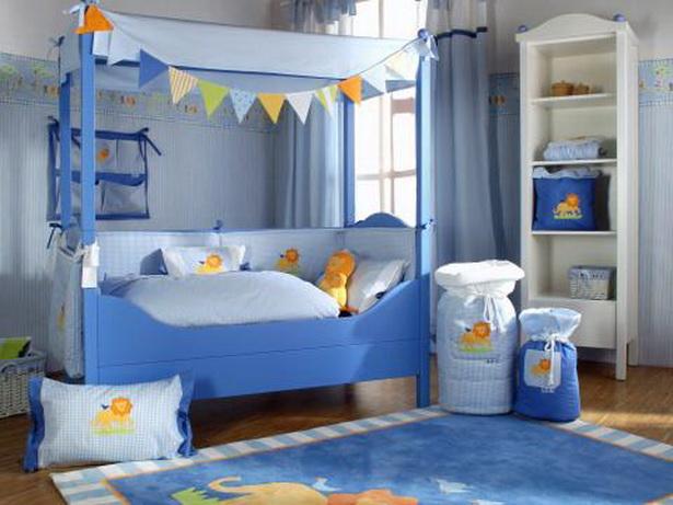 Kinderzimmer gestalten junge for Babyzimmer deko junge