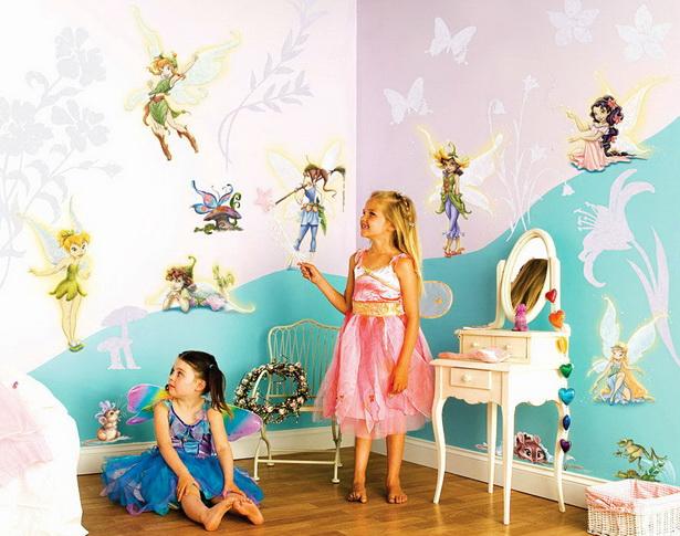 Kinderzimmer gestalten wand - Disney kinderzimmer ...