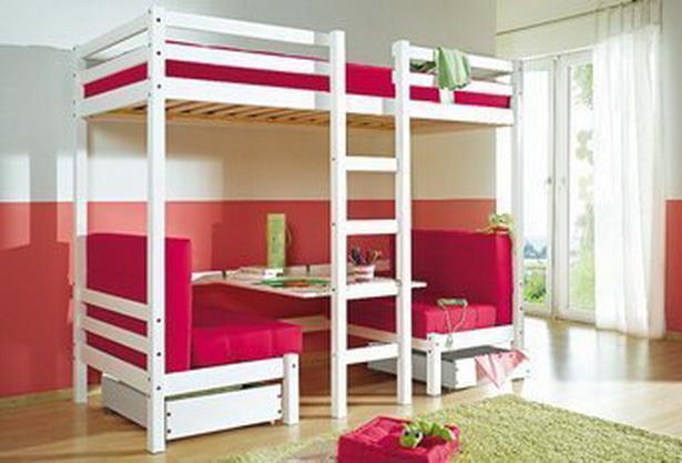 kinderzimmer hochbett. Black Bedroom Furniture Sets. Home Design Ideas