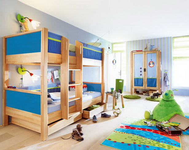 kinderzimmer naturholz. Black Bedroom Furniture Sets. Home Design Ideas