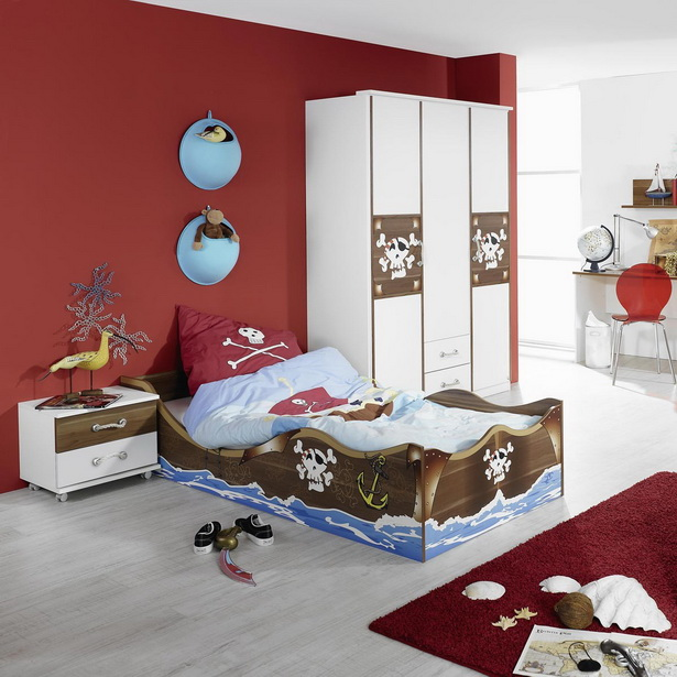 kinderzimmer pirat. Black Bedroom Furniture Sets. Home Design Ideas