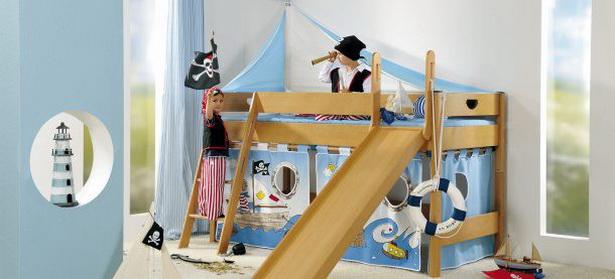 Kinderzimmer piraten - Piratenzimmer wandgestaltung ...
