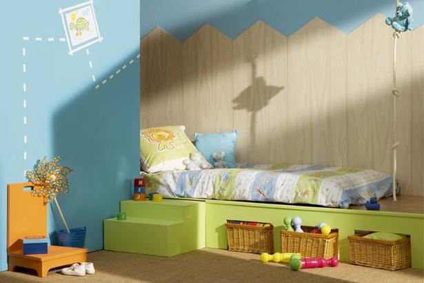 Kinderzimmer wohnideen for Wohnideen kinderzimmer