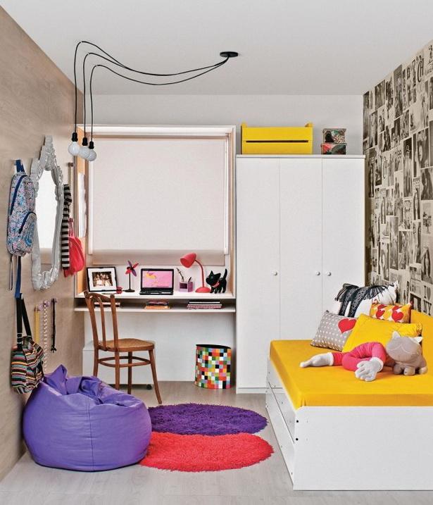 30 Tolle Jugendzimmer Ideen Und Tipps Für Kleine Räume: Kleine Jugendzimmer