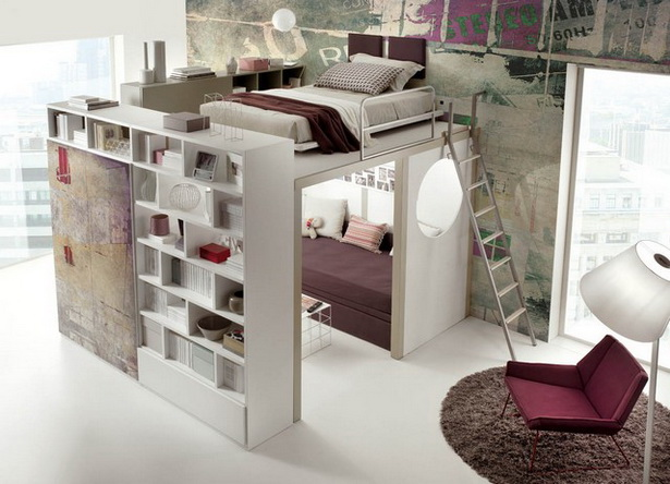 kleine m bel f r kleine r ume. Black Bedroom Furniture Sets. Home Design Ideas