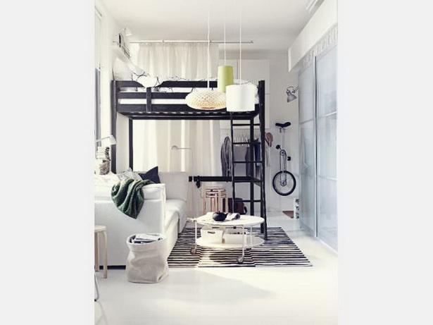 kleine wohnung ideen. Black Bedroom Furniture Sets. Home Design Ideas