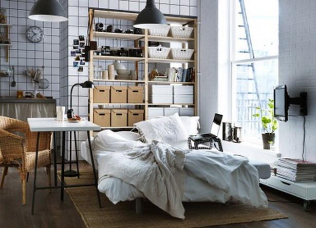 kleine wohnungen einrichten ideen. Black Bedroom Furniture Sets. Home Design Ideas