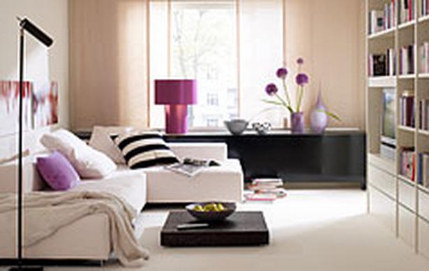 kleine wohnzimmer sch n einrichten. Black Bedroom Furniture Sets. Home Design Ideas