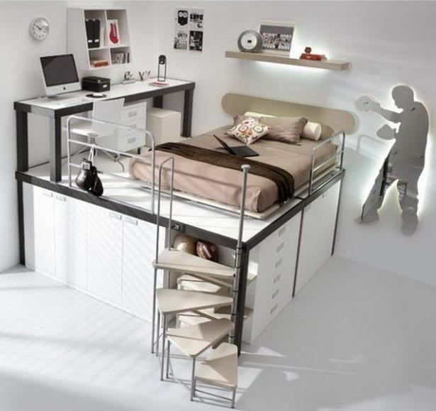 40 Luxuriöse Einrichtungsideen: Kleines Jugendzimmer
