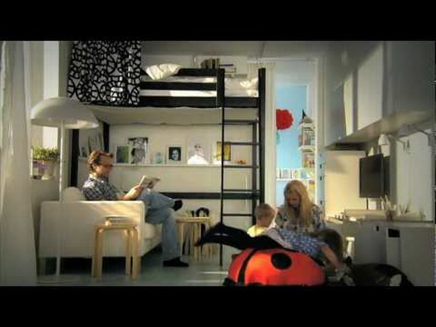 kleines zimmer einrichten ideen. Black Bedroom Furniture Sets. Home Design Ideas