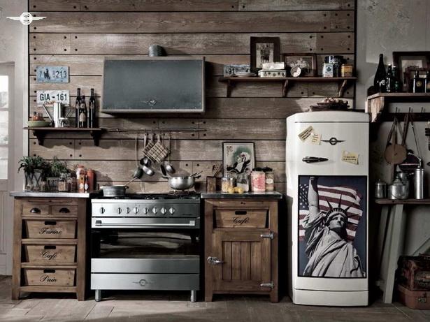 landhaus k che. Black Bedroom Furniture Sets. Home Design Ideas