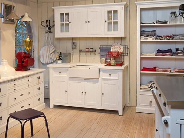 landhaus k chenm bel. Black Bedroom Furniture Sets. Home Design Ideas