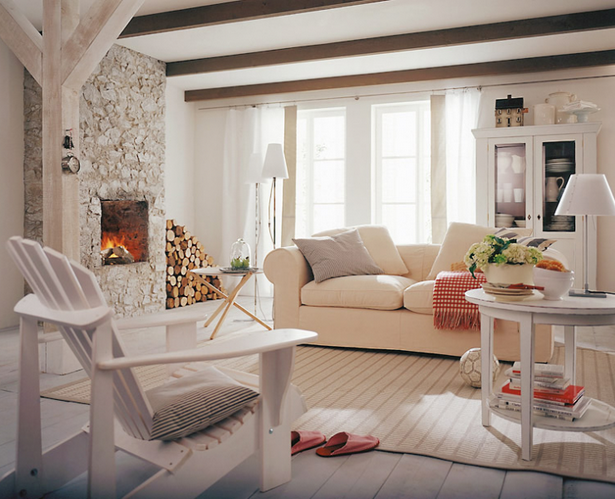 Wohnzimmer Moderner Landhausstil ~ Landhausstil wohnzimmer
