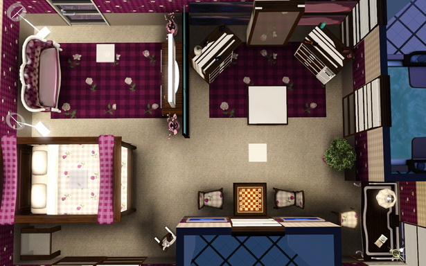 m dchen schlafzimmer. Black Bedroom Furniture Sets. Home Design Ideas