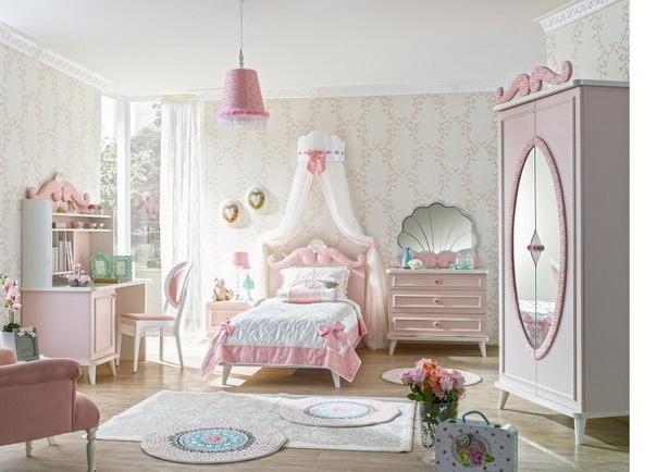 M dchenzimmer for Komplette kinderzimmereinrichtung