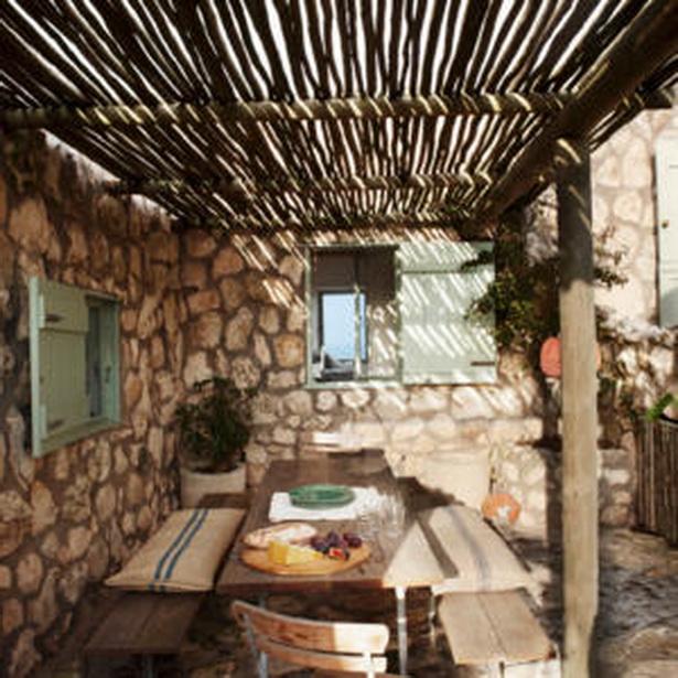 mediterrane wohnideen. Black Bedroom Furniture Sets. Home Design Ideas